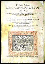 latin text title page