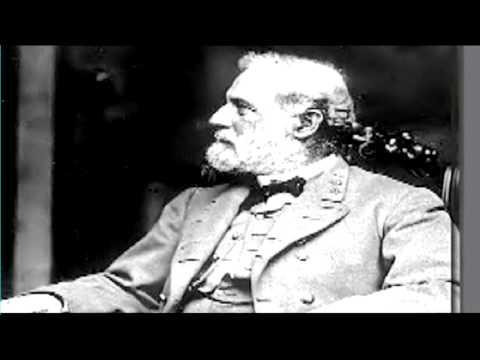 Robert E. Lee after the war. (The Civil War Playlist)