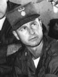 John P. Vann was a career Army officer who served also in the Korean War. He was the only U.S. Civilian awarded the Distinguished Service Cross during the Vietnam War or since.