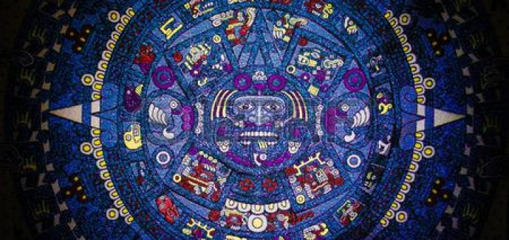 Maya calendar detail. Photo credit: Niciak