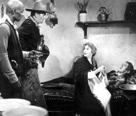"Still from ""The Man Who Shot Liberty Valance"" (1962)"