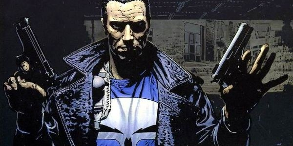 Marvel Comic's The Punisher an action hero with clear Wesern roots